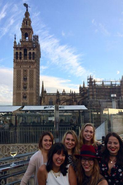 seville rooftop bar