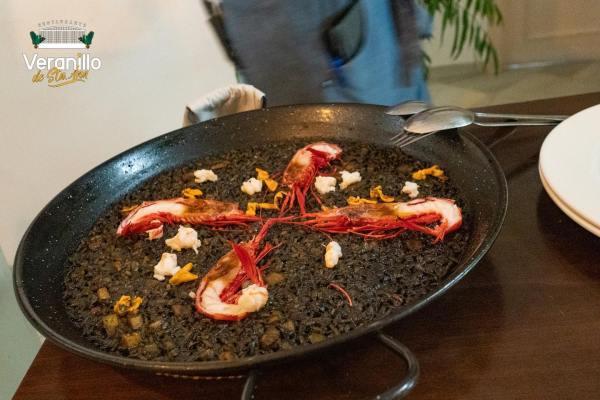 where to eat paella Sanlucar de barrameda