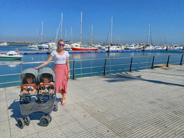 punta umbria day trip with kids
