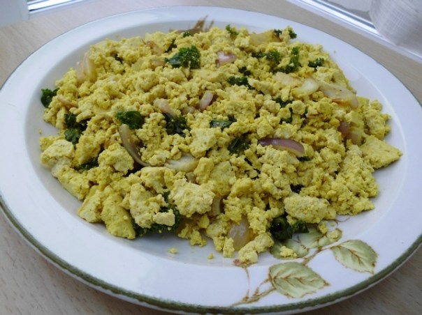 Scrambled Tofu Recipe