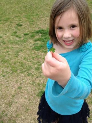 four-leaf clover, 4 leaf clover