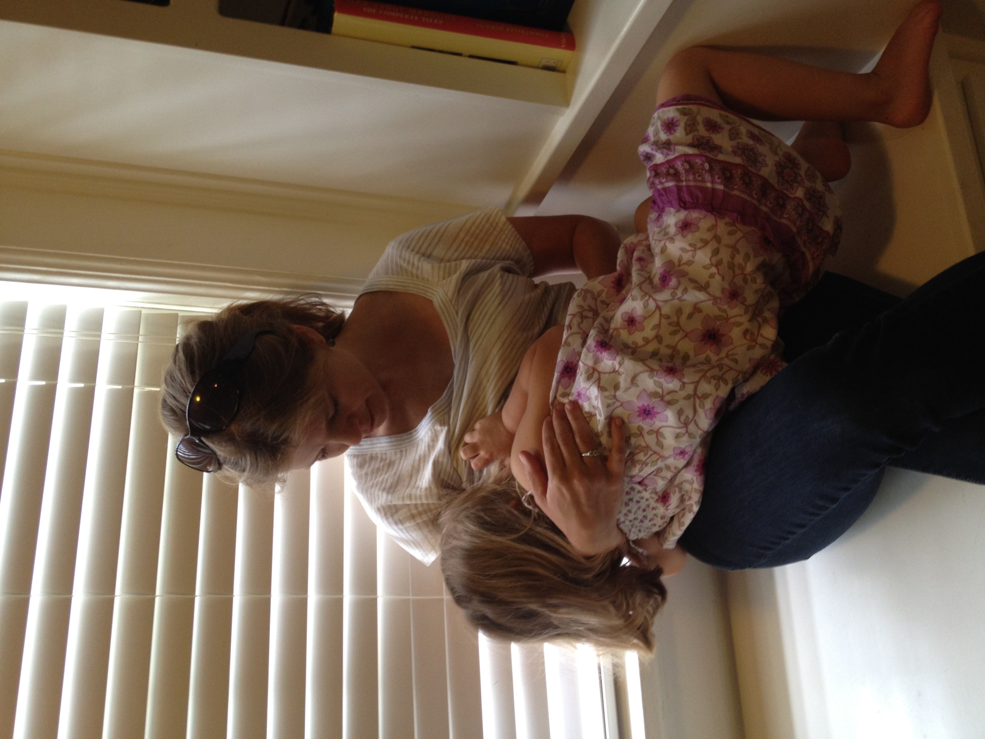 This is what extended breastfeeding really looks like