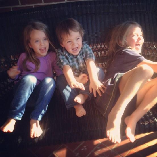happy kiddos