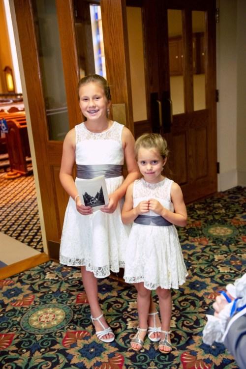 ME & Madeline flower girls