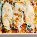 lasagna de zapallo
