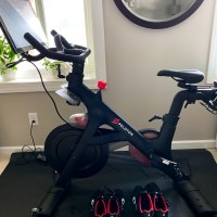 We Got a Peloton Bike!