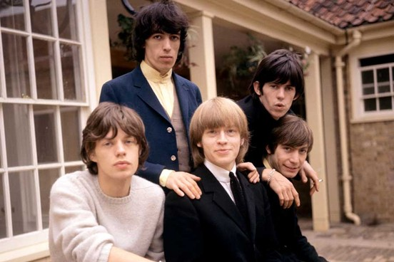 Έκθεση με ακυκλοφόρητες φωτογραφίες των Rolling Stones