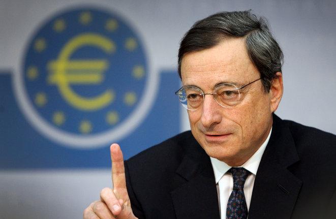 Ντράγκι: Αν υπάρξει νέα χορήγηση ρευστότητας, θα φτάσει στην πραγματική οικονομία