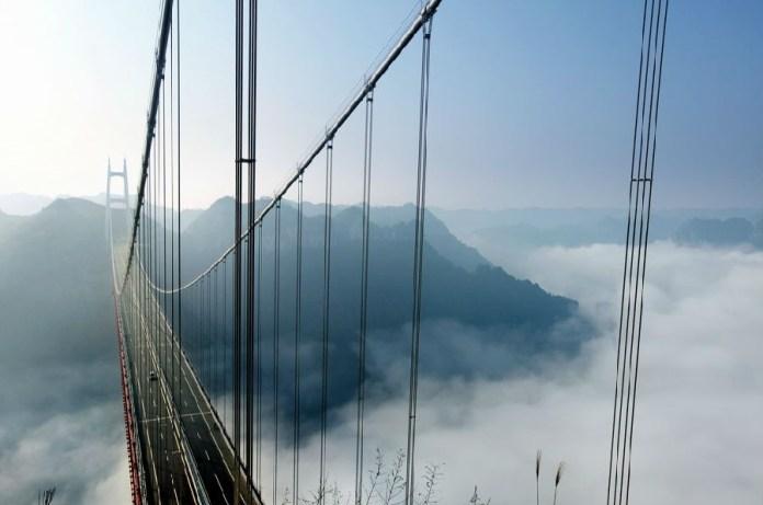 μεγαλύτερη γέφυρα στον κόσμο