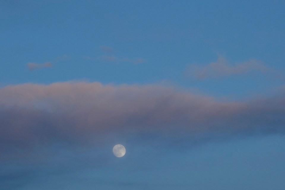 Claude Varieras - Pleine lune