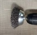 wire brush for rust removal