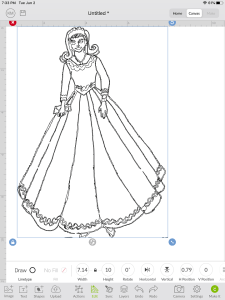 Coloring pages - final