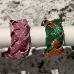 How to Make Faux Leather Bracelets – Weave Style