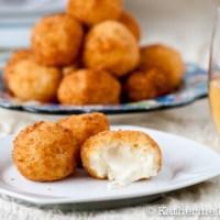 Arancini (Rice Balls) and a Rice Blog Hop