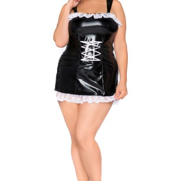 SB/1012 Dienstmädchen Outfit Sexy Base Andalea Dessous