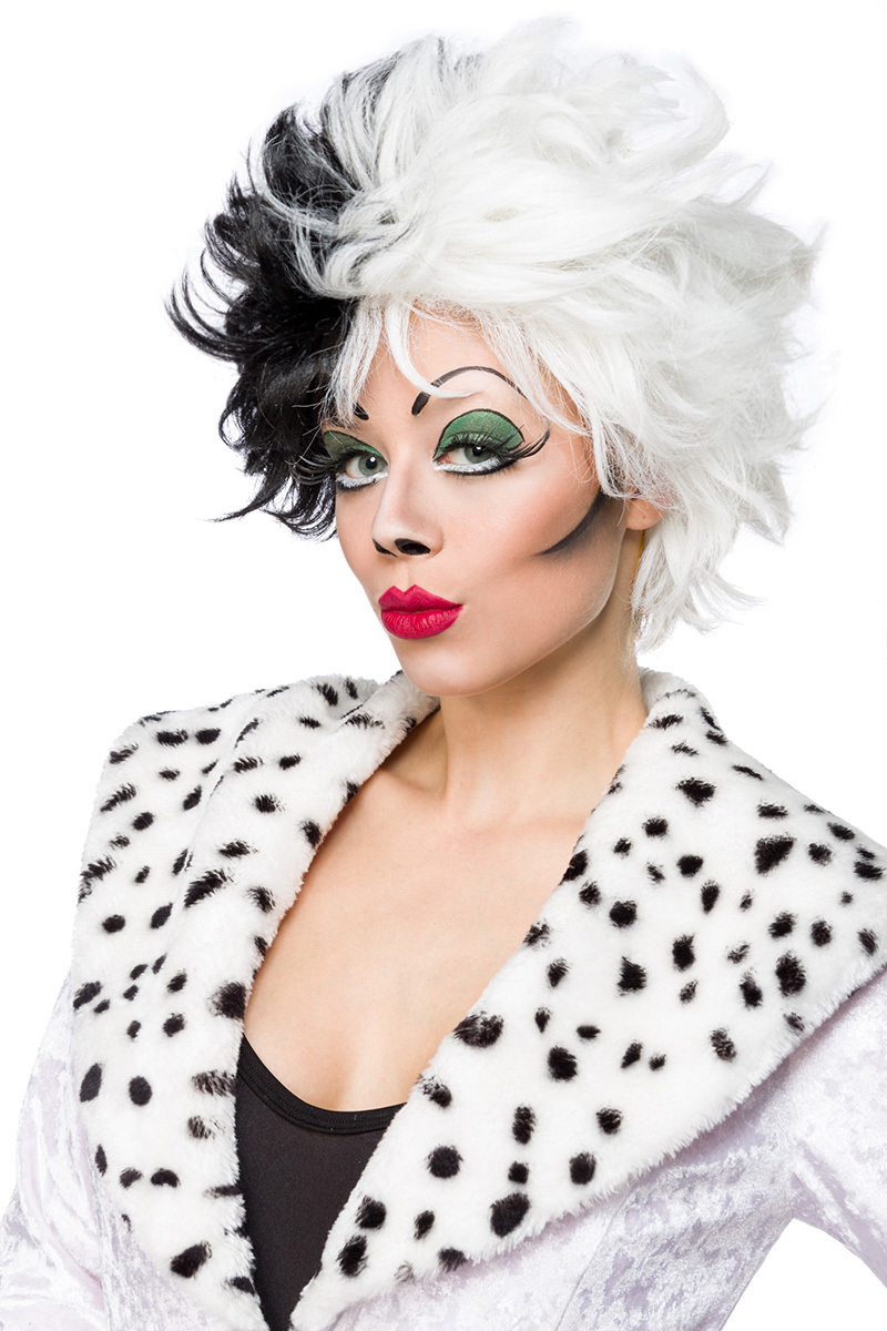 80023 Dalmatian Perücke von Mask Paradise