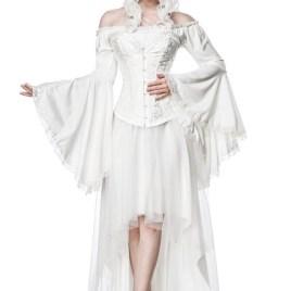 80077 Elfenkostüm Elf Queen von MASK PARADISE