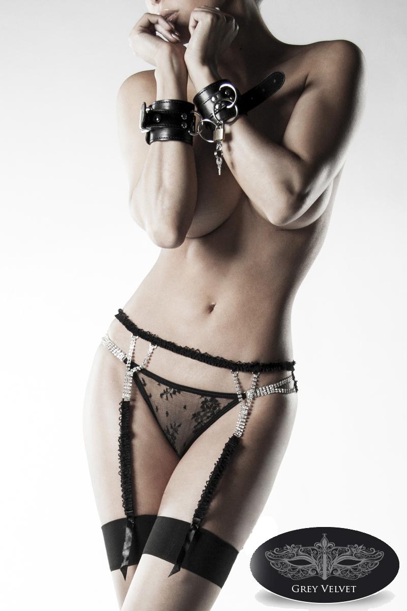 3-teiliges Erotik-Set von Grey Velvet
