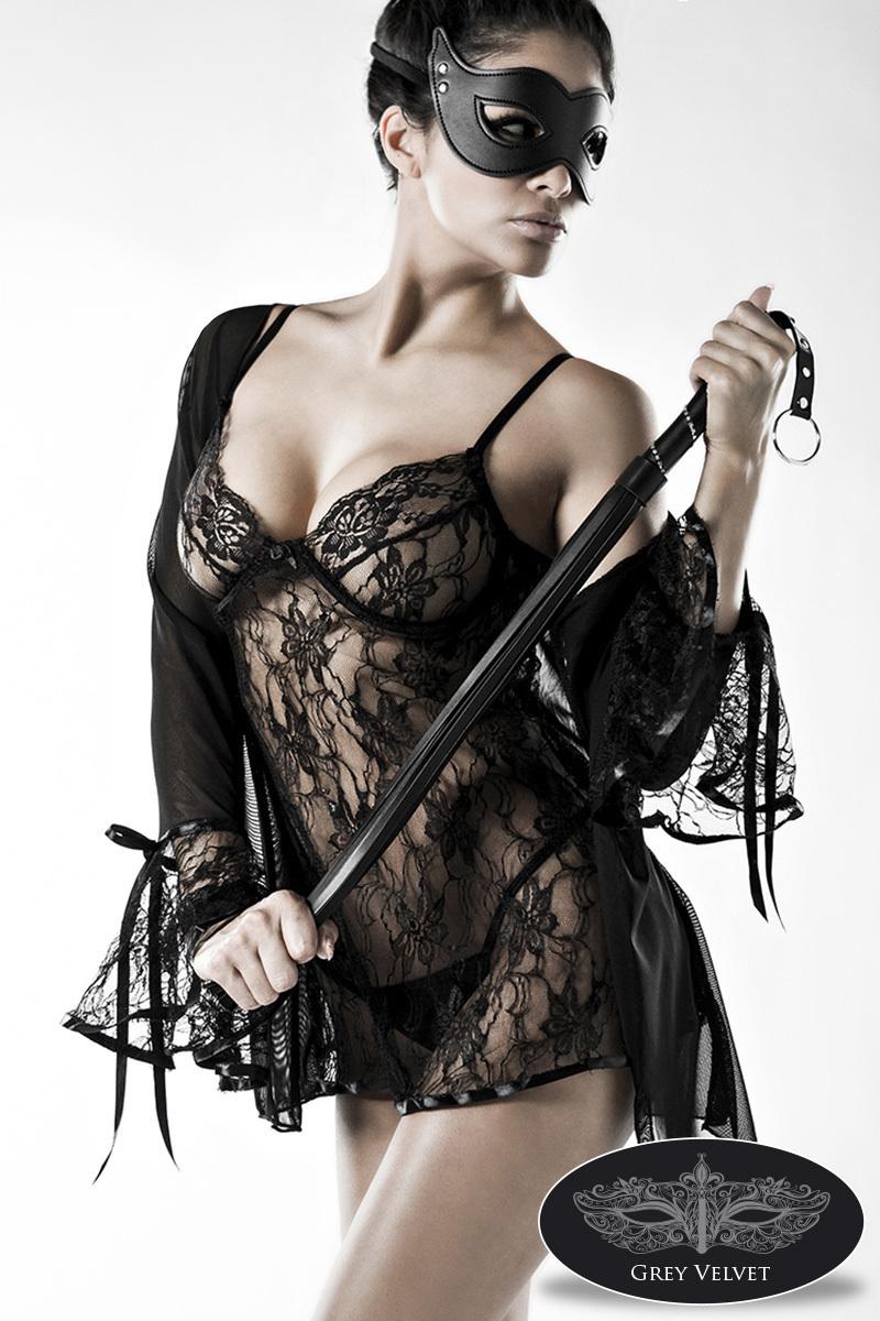 4-teiliges Erotik-Set von Grey Velvet