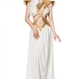 80080 Feenkostüm Golden Fairy von MASK PARADISE