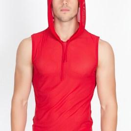 2 92-77 rotes V-Shirt Malibu von Look Me Dessous