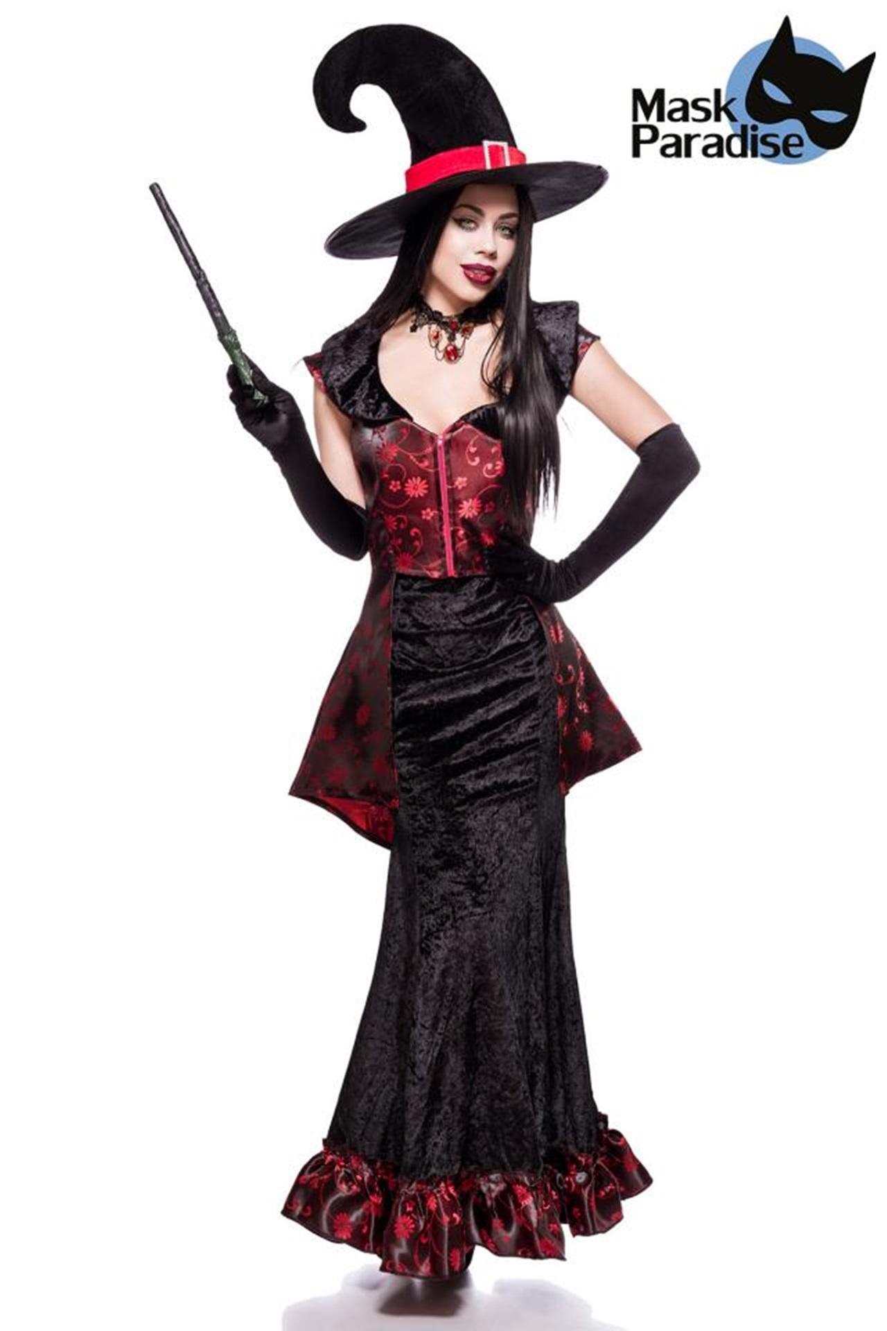 80122 Dark Witch von MASK PARADISE EAN: 4251302134931