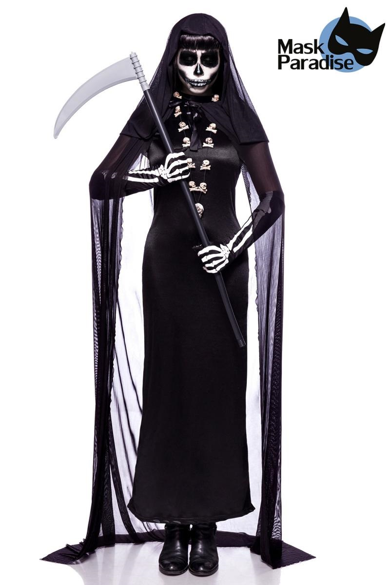 80126 Lady Death von MASK PARADISE  EAN: 4251302135082