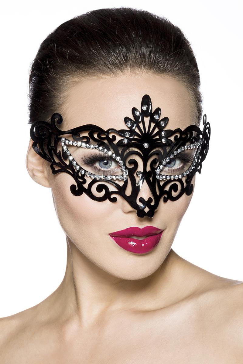 12731 Schöne filigran wirkende Maske