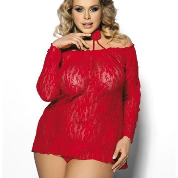 Anais Alecto chemise rot