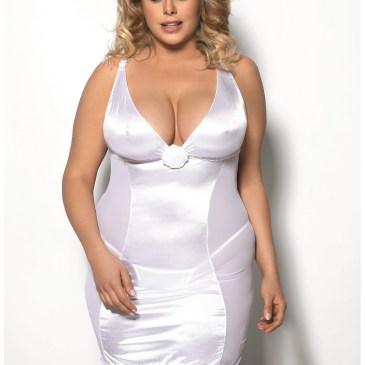 Anais Tanise chemise weiß