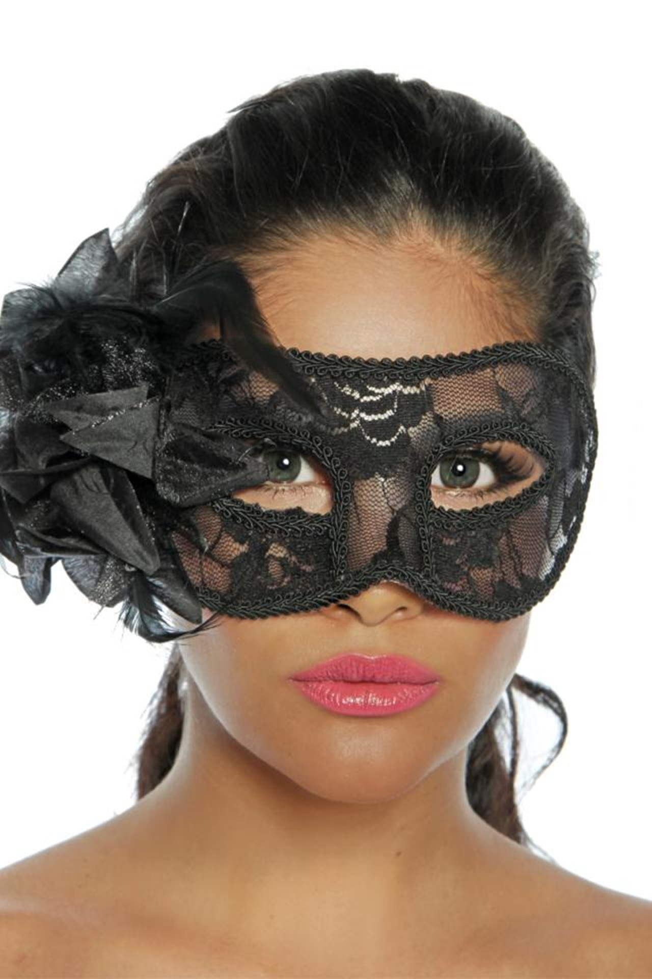 12632 Maske schwarz