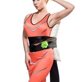 80143 Sushi-Kostüm MASK PARADISE