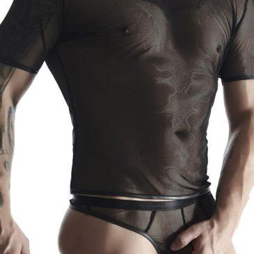 TSH008 T-Shirt schwarz von Regnes Fetish Planet