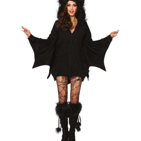 Cozy Bat Sexy Kostüm – Halloween und Karneval – 8531103001 – 85519