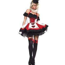Pretty Playing Card Sexy Kostüm – Halloween und Karneval