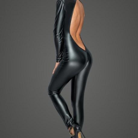 F230 Overall mit tiefem Rückenausschnitt von Noir Handmade MissBehaved Collection – 5903050107482,5903050107499,5903050107505,5903050107512,5903050107529,5903050107536, (3)