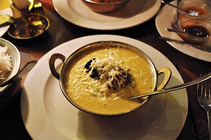 Berlin Food Diary gefüllte Melanzani