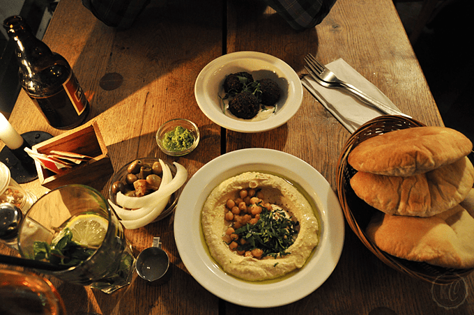 Berlin Food Diary Zula Hummus