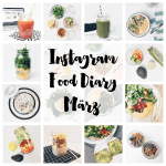 Food Diary March