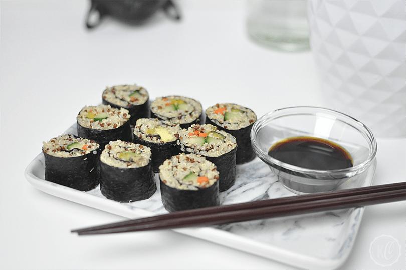Quinoa-Maki