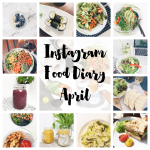 Instagram-Food-Diary 04/15   www.kathiescloud.com