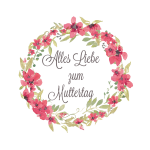 Muttertagskarte Freebie | Kathie's Cloud