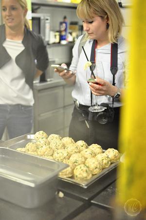 Food-Blogger im Urbankeller