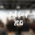 Food Camp 2015