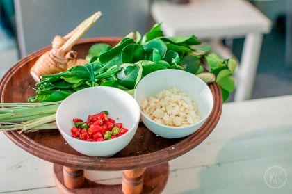 Veganer Thai-Kochkurs Chiang Mai