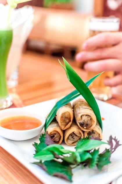 Vegan in Hanoi Aummee