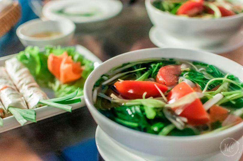 Hanoi Soul Cafe vegan Pho