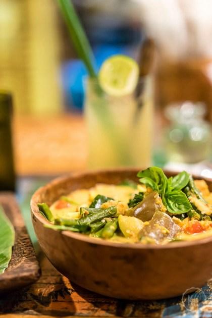 Vegan in Ubud - Atman Kafe