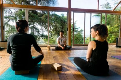 Karma Surf- und Yogaretreat Yoga