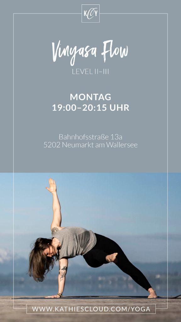 Vinyasa Flow Yoga Neumarkt am Wallersee